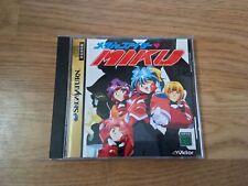 Metal Fighter Star Miku SEGA SATURN NTSC-J Japan Import
