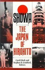 Showa: The Japan of Hirohito (Paperback or Softback)