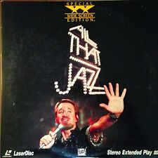 All That Jazz - Widescreen Laserdisc free shipping for 6