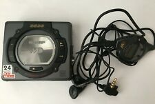 Sharp MD-SS33 MiniDisc digital audio system, Gray! From Personal Collection
