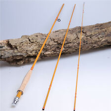 2.7M Fly Fishing Rod #5/6 Carbon Fiber Medium Fast Bass Pike Trout Fly Rod