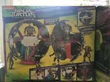 Teenage Mutant Ninja Turtles Out of the Shadows Technodrome Playset New MISB