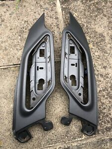 MINI COUNTRYMAN Cooper S R60 INDICATOR SCUTTLE SIDE TRIMS Grey Black