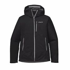 Patagonia Men's STRETCH RAINSHADOW Jacket - Black - L / Large