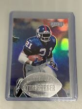 Tiki Barber 1997 Playoff Contenders Rookie RC #95 New York Giants