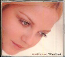 ANNETT LOUISAN - das spiel   3 trk MAXI CD 2004