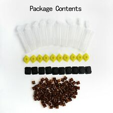 Cupkit Cage Set Beekeeping Queen System Case Catcher Cups Kit Rearing Cell