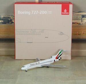 Herpa Wings Emirates (OC) Boeing B727-200 (NG) 1/500