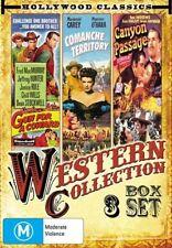 Classic Westerns Boxset (DVD, 2011, 3-Disc Set)