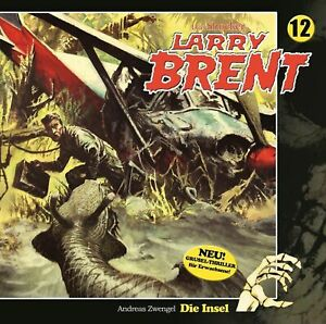 Larry Brent 12: Die Insel ( Hörbuch )