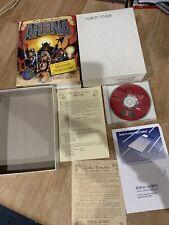 The Elder Scrolls Arena Cd PC MS-DOS Includes The Codex Scientia In Box Manual