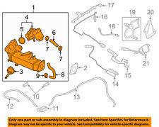 BMW OEM 14-16 535d xDrive EGR System-Cooler 11717823210