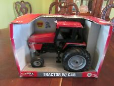 ERTL 1/16 SCALE DIE CAST CASE TRACTOR W/CAB - NIB - NEVER DISPLAYED