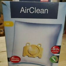 Miele AirClean FilterBags Type Kk Box of 4