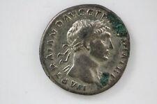 Trajan,98-117,AR Denarius 3.06 g.,   X18