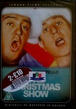 Abbot And Costello - The Christmas Show DVD 2009 New And Sealed