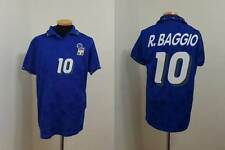 ITALY ITALIA FOOTBALL SHIRT JERSEY MAGLIA BAGGIO MILAN BRESCIA JUVENTUS (L)