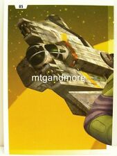 #085 Strike Force - Star Wars Rebel Attax
