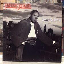 "NM 12""~FREDDIE JACKSON~Tasty Love~4:08~Extended~7:08~I Wanna Say I Love You"