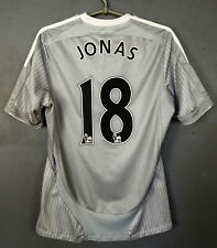 JONAS GUTIERREZ NEWCASTLE UNITED 2008/2009 SOCCER FOOTBALL SHIRT JERSEY SIZE S