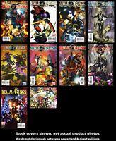 War of Kings 1 2 3 4 5 6 1 1 1 1 Marvel 2009 Complete Set Run Lot 1-1 VF/NM