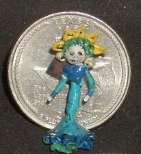 Day of The Dead Folk Art Katrina 1:12 Dollhouse Miniature Mexican Market K5766