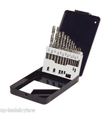 TEKTON 7295 High Speed Steel Drill Bit Set, 13-Piece with Metal Index Case