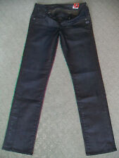 G STAR 'ELECT STRAIGHT WMN' STRETCH JEANS WMN - BNWT - SIZE 11