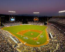 Dodger Stadium (interior), 8x10 Color Photo
