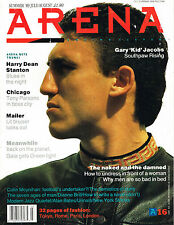 ARENA #16 Summer'89 GARY KID JACOBS Scott Benoit DIANNE BRILL Harry Stanton EXCL