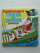 Richard Scarry's Tinker and Tanker Storybook by Scarry, Richard 1850513694 The