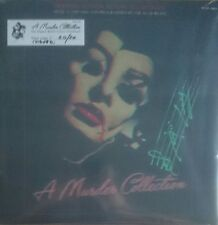 Lucas Giorgini A Murder Collection LP + CD The Omega Productions signed Ltd Ed