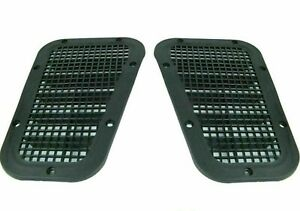 Land Rover Defender 90 110 130 Wing Air Duct Intake Grille Mesh Vent SET RH & LH