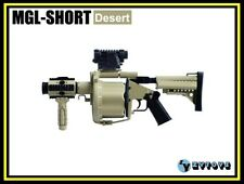 1:6 scae ZY Toys MGL Multiple Grenade Launcher MGL-Short Desert Tan *NOT LIFE SI