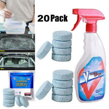 Hot 20pcs Multifunctional Effervescent Spray Cleaner Concentrate V Clean Spot