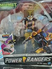 Power Rangers Beast Morphers Beast Wrecker Zord Converting Action Figure