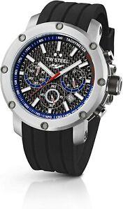 TW Steel Yamaha Factory Men's Chronograph Racing Watch TW924 NEW