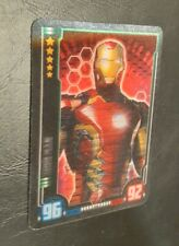IRON MAN limited edition Hero Attax Marvel Cinematic Universe 2016 Topps
