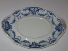 "Antique/Vintage China Wedgwood Serving Dish - Grosvenor -  8 x 6""  (LW) - #1"