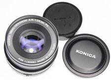 Konica 105mm f4 Macro Hexanon AR EE Below Lens  #7920571