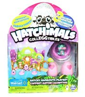 Hatchimals CollEGGtibles Hatchy Hangouts FABULA FOREST PlaySet Walmart Exc. NEW