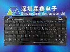 Genuine New SP Spanish Keyboard ASUS Eee PC 1215P 1215N 1215T 1215B Black Frame
