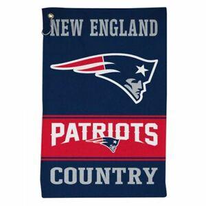 New England Patriots Sports Towel Golf