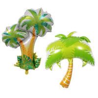 Coconut Tree Shape Aluminum Foil Balloon Children Holiday Birthday Party Toys