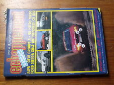 $$ Revue Echappement N°177 Alfa GTV6 Gr A  MG Metro Turbo  Ford Sierra XR4i