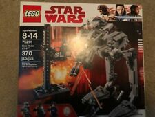 LEGO STAR WARS 75201 First Order AT-ST NEW!! FREE SHIPPING!!