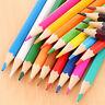 12 Color Set Small Pencil Painting Pen Color Lead Pencil Wood pencil