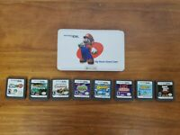 Nintendo DS Game Lot of 8
