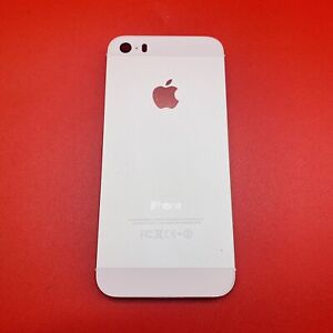 ORIGINAL Replacement Metal Mid Frame Back Housing Battery Door WHITE iPhone 5S A