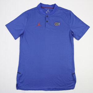 Florida Gators Nike Jordan Polo Men's Blue Used